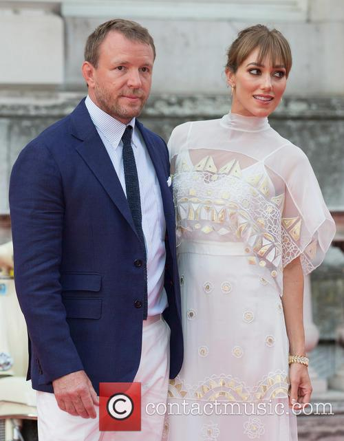 Guy Ritchie and Jaqui Ainsley 6