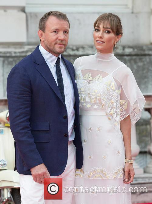 Guy Ritchie and Jaqui Ainsley 9