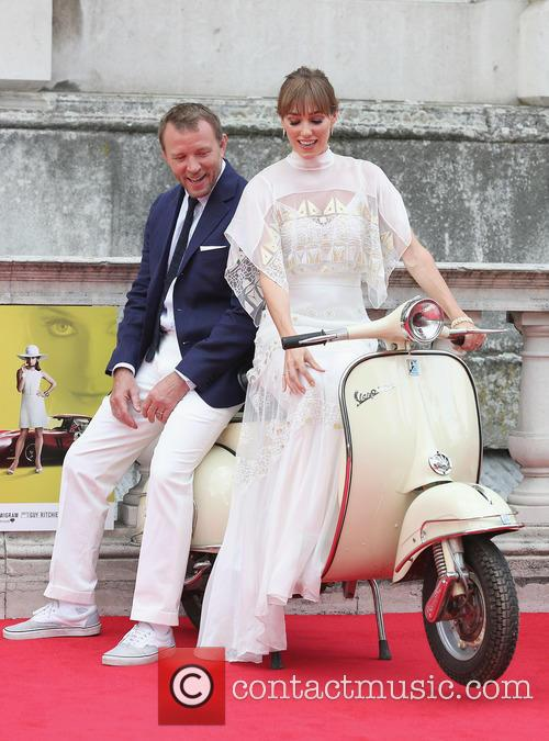 Guy Ritchie and Jaqui Ainsley 11