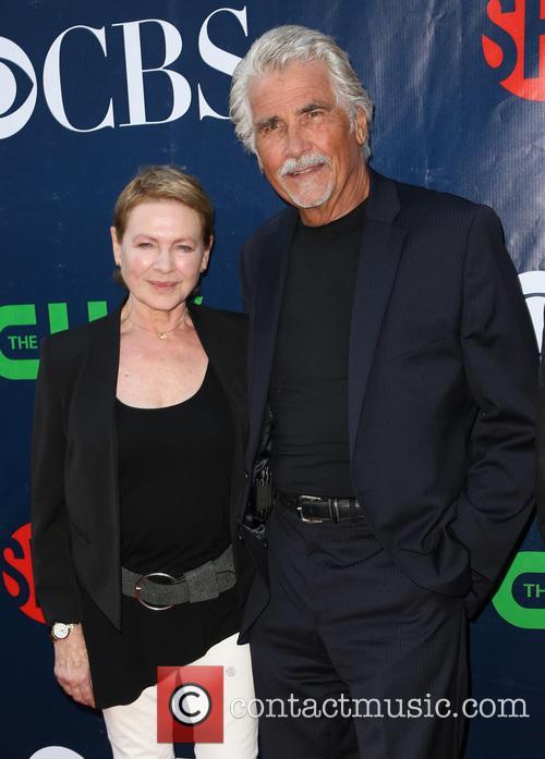 Dianne Wiest and James Brolin
