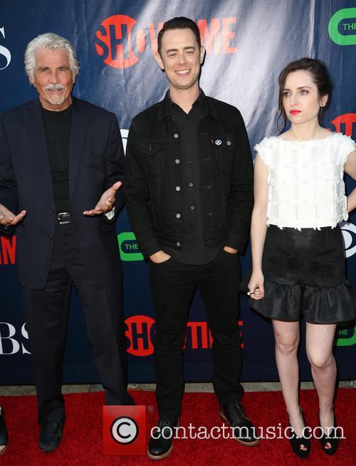 James Brolin, Colin Hanks and Zoe Lister Jones