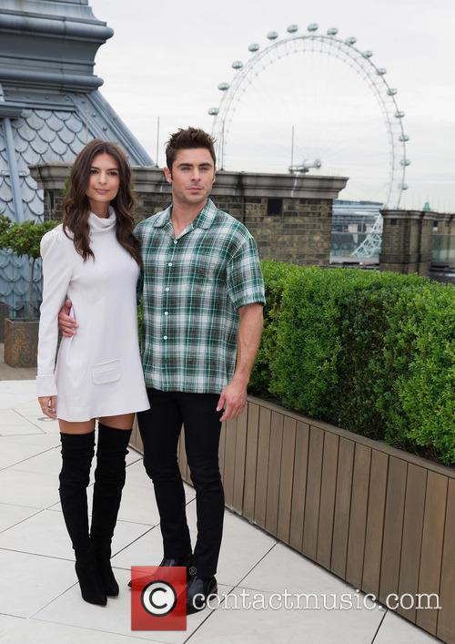 Emily Ratajkowski and Zac Efron 2