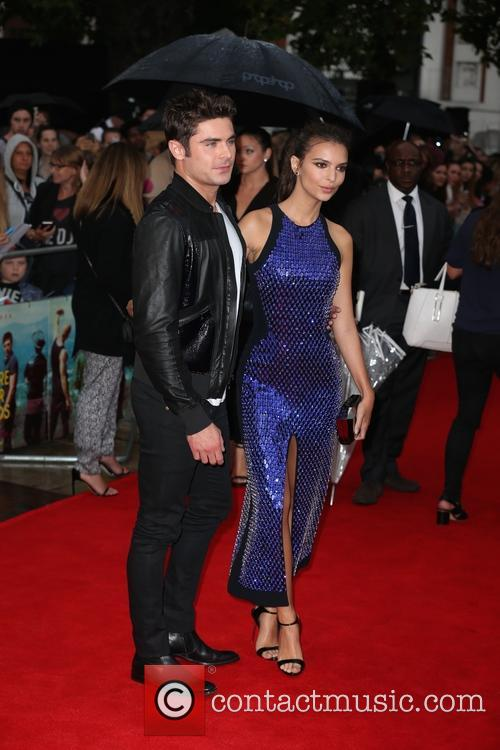 Zac Efron and Emily Ratajkowski 3