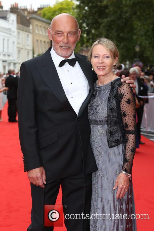James Faulkner and Wife Kate Faulkner