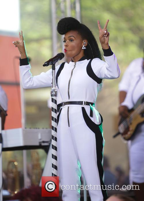Janelle Monae Gets Cut Off By Nbc During Black Lives Matter Speech