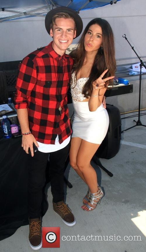 American Idol, Josh Tryhane and Jennifer Tapiero