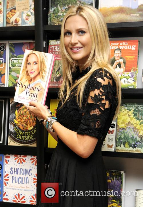 Stephanie Pratt Reveals Struggle With Drug Abuse In Memoir 'Made In Reality'