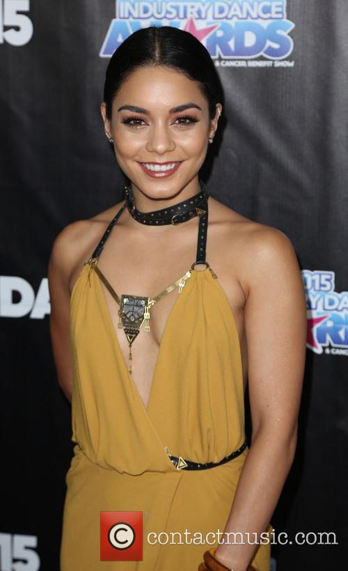 Vanessa Hudgens Reveals Her Father Has Stage 4 Cancer