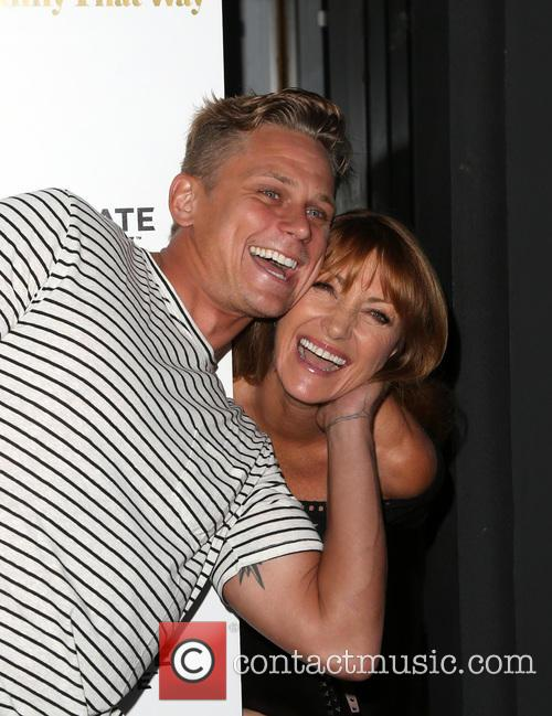 Billy Magnussen and Jane Seymour