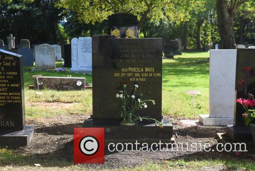 Cilla Black and Cilla Blacks Grave 2