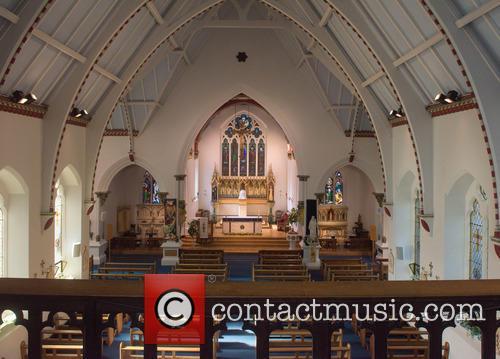 Cilla Black and St Mary's Church 7