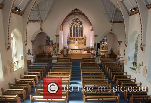 Cilla Black and St Mary's Church 8