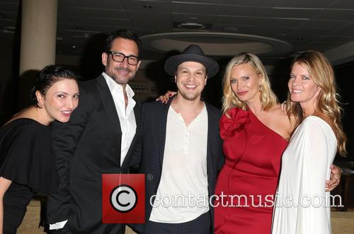 Lilith Berdischewsky, Lawrence Zarian, Gavin Degraw, Natasha Henstridge and Michelle Stafford