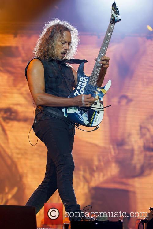 Metallica and Kirk Hammett 4