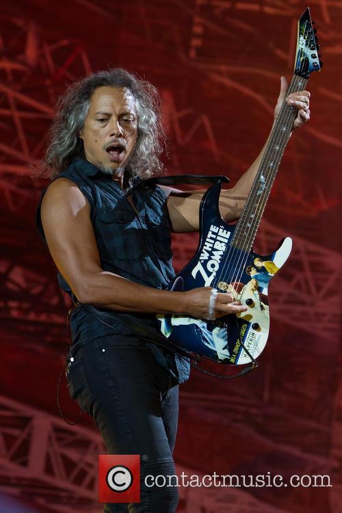 Metallica and Kirk Hammett 6