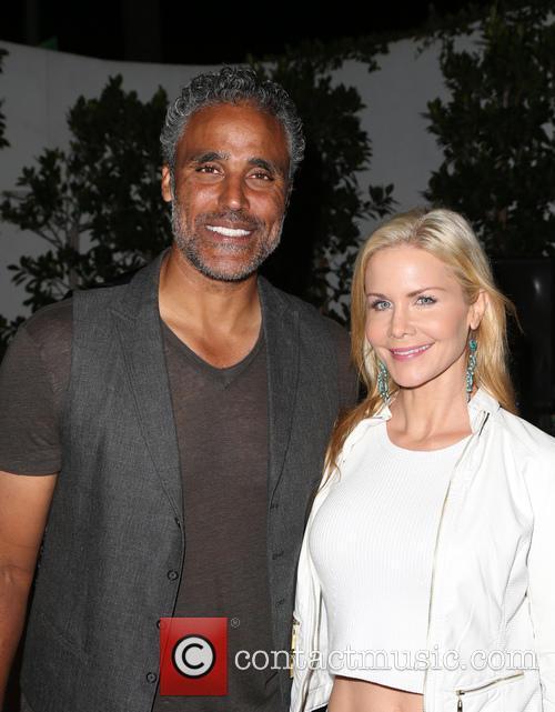Rick Fox and Josie Davis 1