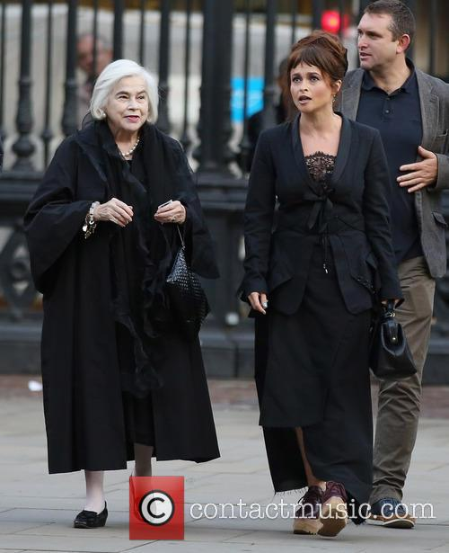 Elena Propper De Callejon and Helena Bonham Carter 1
