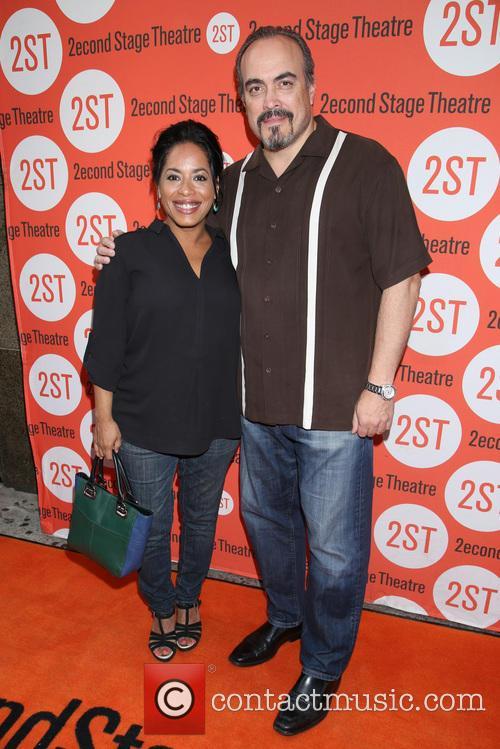 Liza Colón-zayas and David Zayas