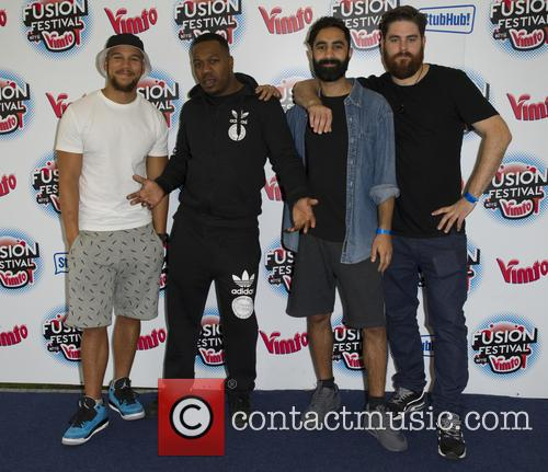 Rudimental Score Second Number One Album With 'We The Generation'