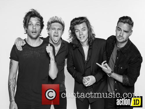 Harry Styles, Liam Payne, Louis Tomlinson and Niall Horan 1