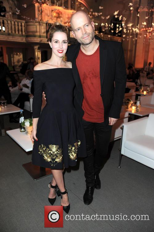 Alona Tal and Marc Forster