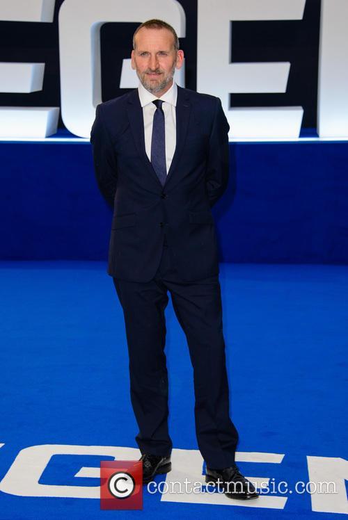 Christopher Eccleston 1
