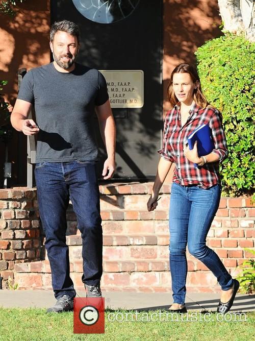 Jennifer Garner and Ben Affleck 2