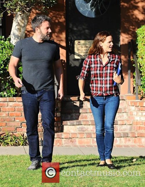 Jennifer Garner and Ben Affleck 5