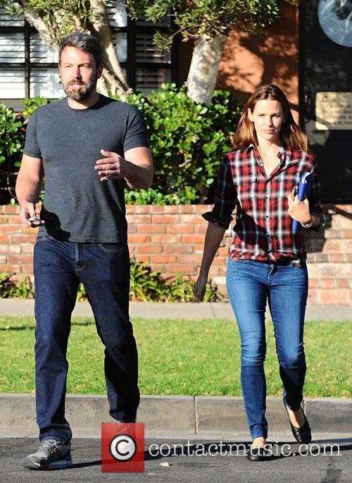 Jennifer Garner and Ben Affleck 7