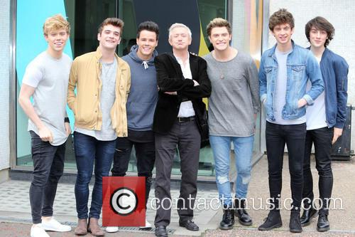 Louis Walsh and Home Town 5