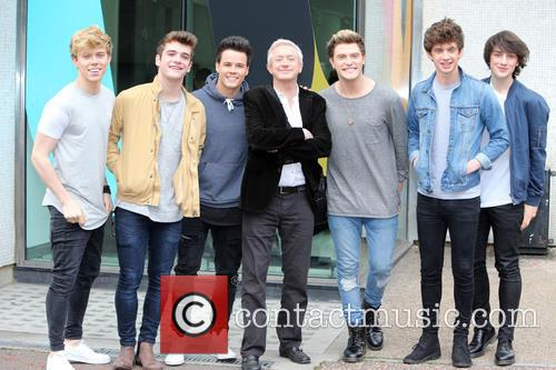Louis Walsh and Home Town 6