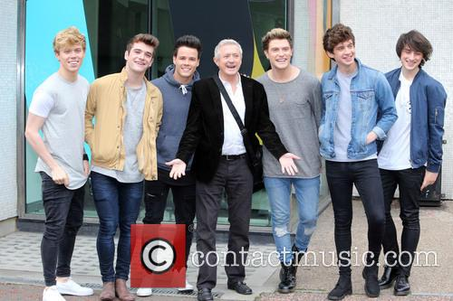 Louis Walsh and Home Town 8