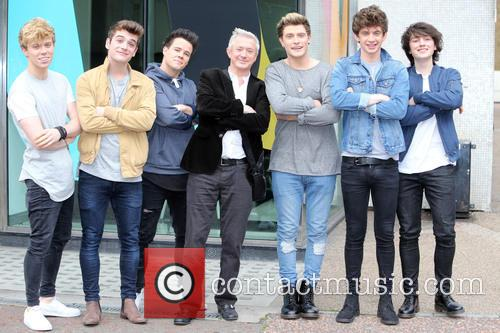 Louis Walsh and Home Town 1