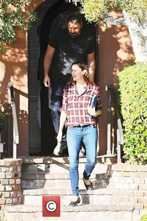 Jennifer Garner and Ben Affleck 1