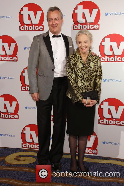 Stephen Tompkinson and Hayley Mills 1