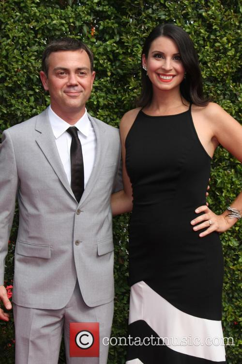 Joe Lo Truglio and Beth Dover