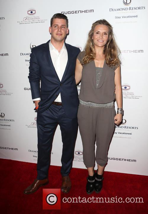 Brooke Mueller and Jaron Lowenstein