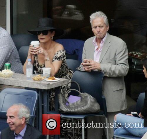 Michael Douglas and Catherine Zeta-jones 3