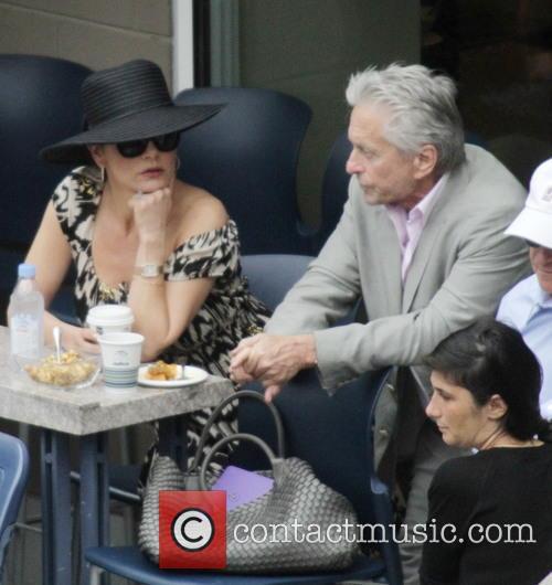 Michael Douglas and Catherine Zeta-jones 1