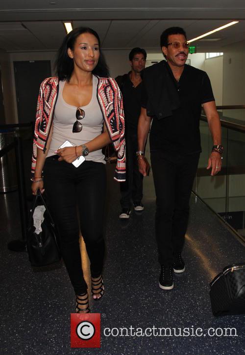 Lionel Richie and Lisa Parigi 6