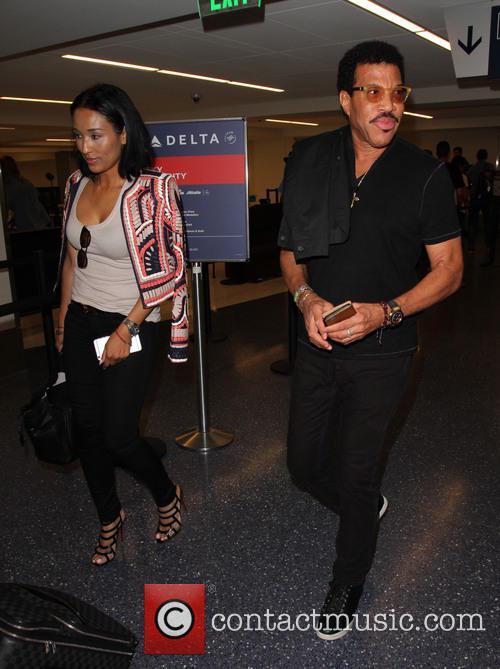 Lionel Richie and Lisa Parigi 7
