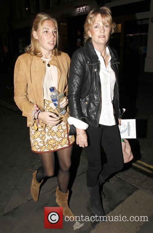 Aurora and Madeleine Gurdon