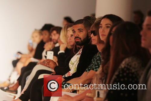 Drake and Anna Wintour 2