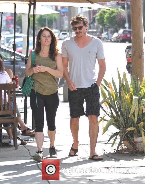 Pedro Pascal and Robin Tunney 7