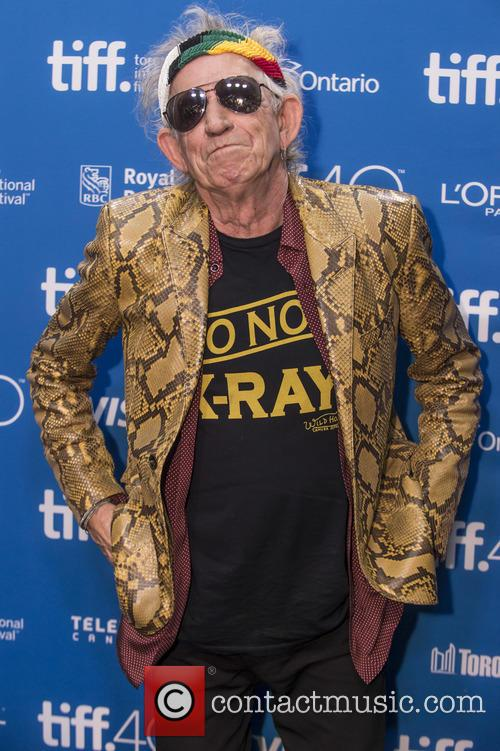 Keith Richards Thinks Drugs 'Never Did Anything' For His Creativity
