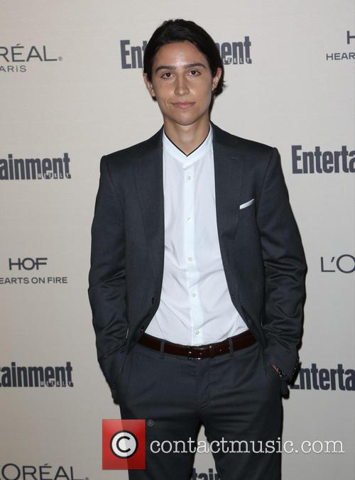 Entertainment Weekly and Lorenzo James Henrie 1