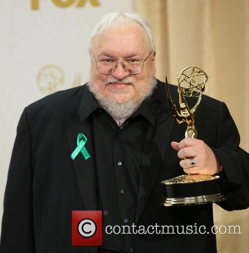 'Game Of Thrones' Author George R.r. Martin Announces Pilot Script Order For New Series 'The Skin Trade'