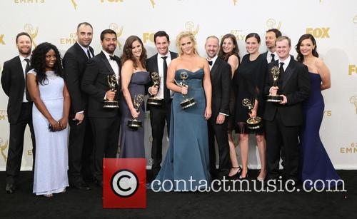 Amy Schumer and Writers