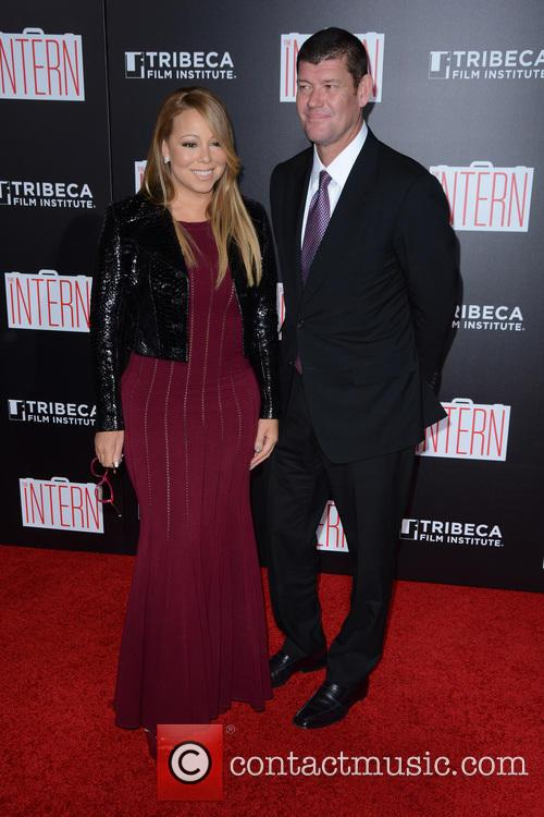 Mariah Carey and James Packer 1