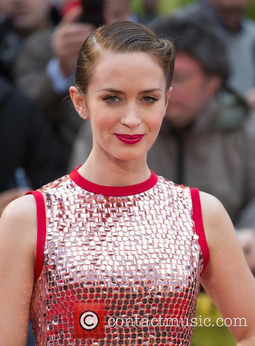 Emily Blunt Reveals She Became A Us Citizen 'Mainly For Tax Reasons'